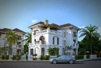 Suất ngoại giao biệt thự Embassy Garden, dt 238 m2. Giá cực tốt